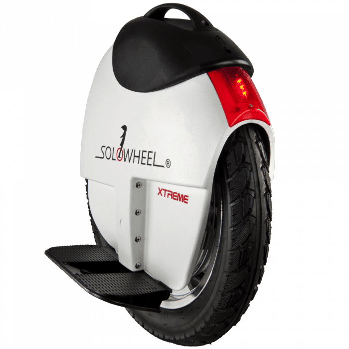 Solowheel Xtreme cale pieds