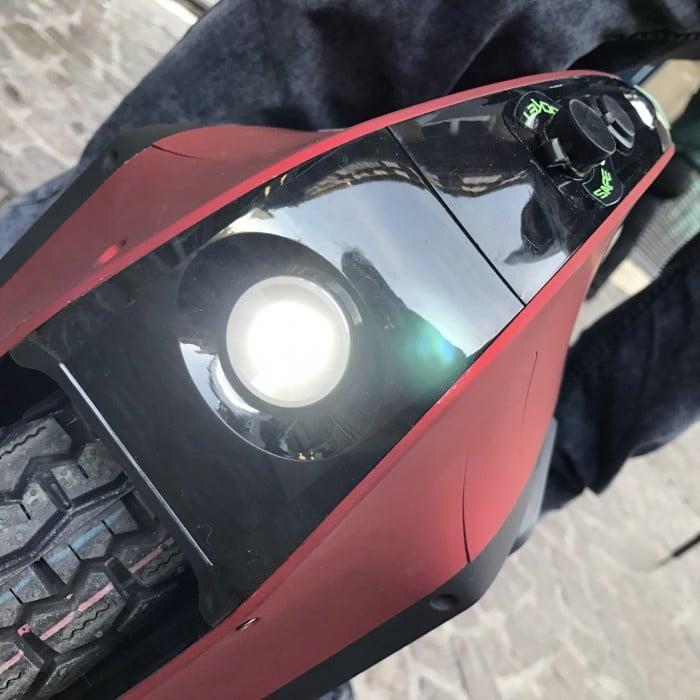 gotway monster red 13