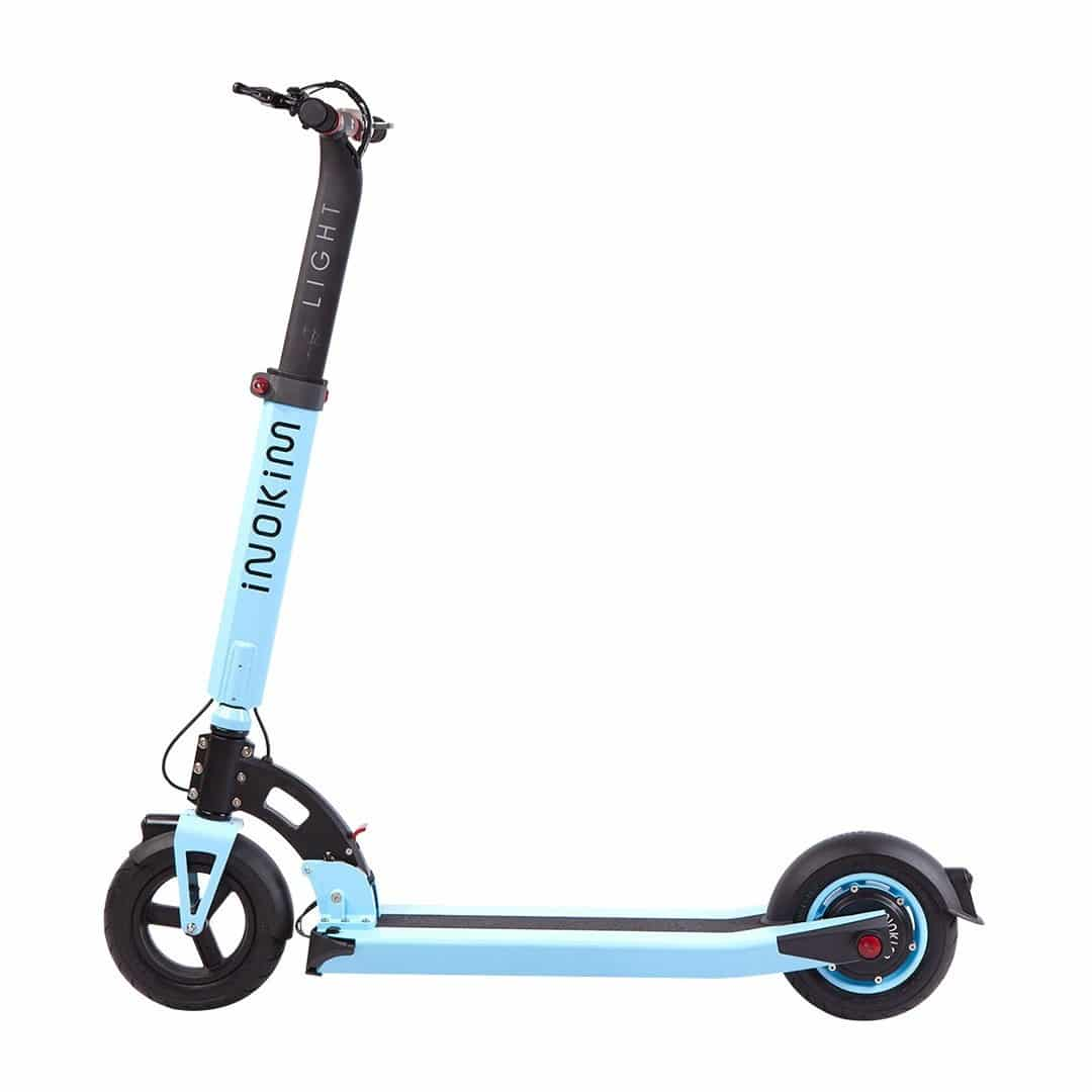 inokim light trottinette bleu
