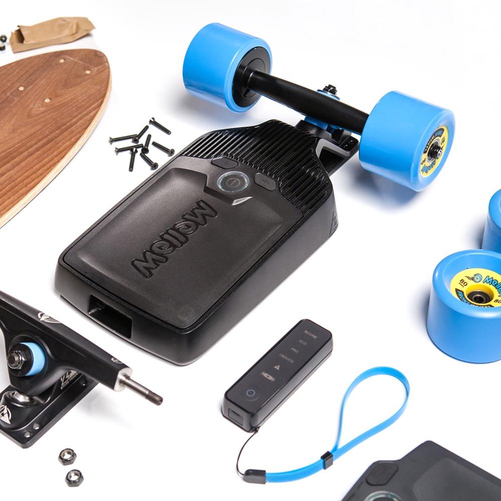 mellow skate electrique en kit