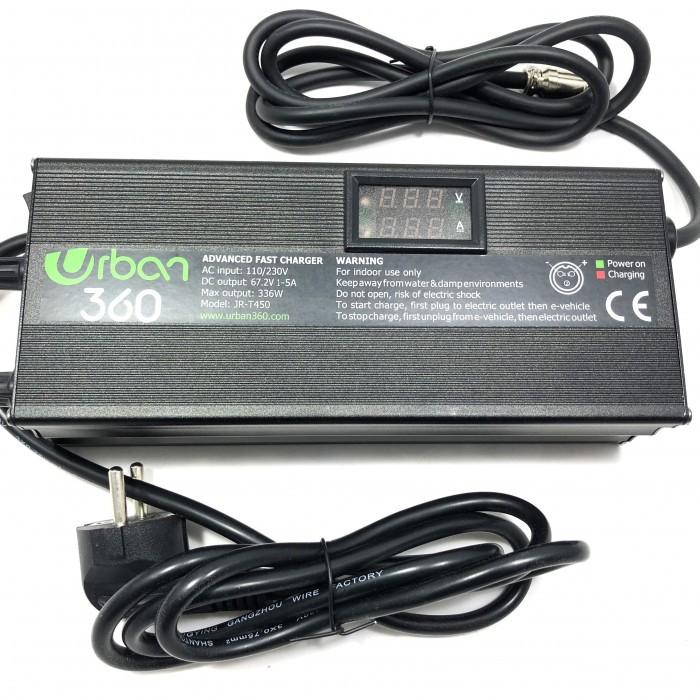 Fast charger Dualtron Gotway Urban360 13 e1556285513776