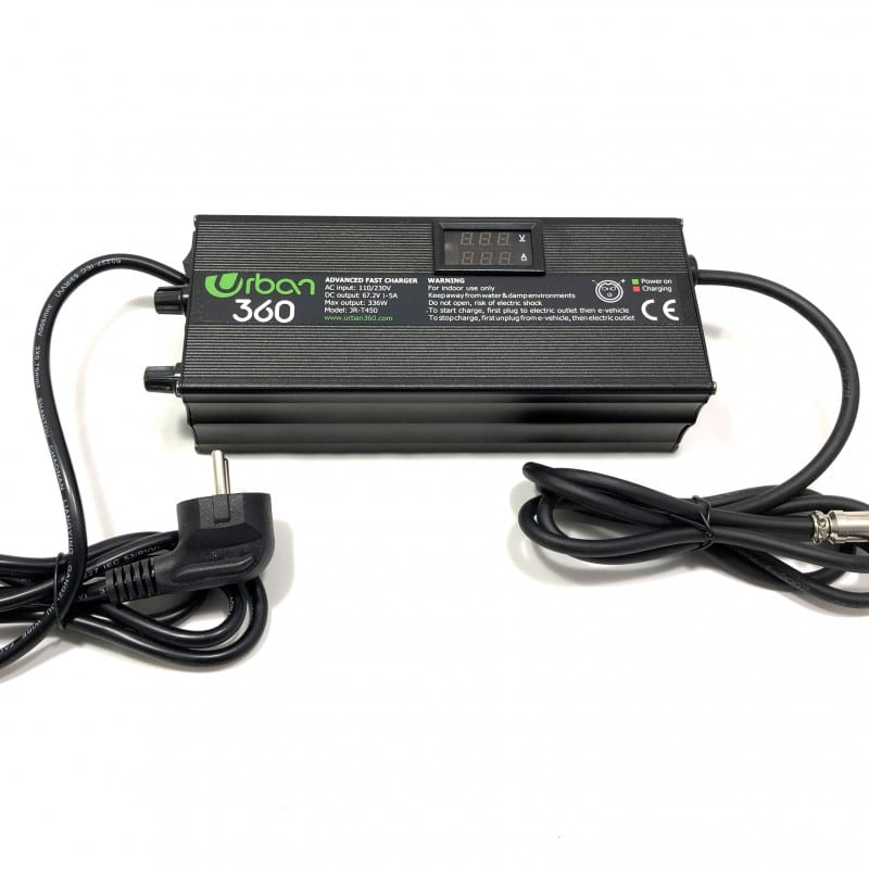 Fast charger Dualtron Gotway Urban360 9 e1548750993735