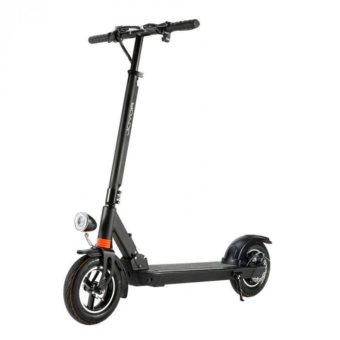 Electric-Scooter-Joyor-X5S-black