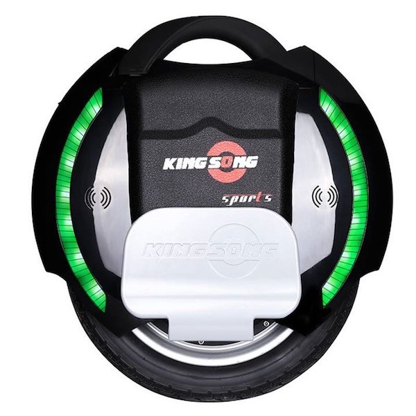 gyroroue kingsong 14s noire 840wh