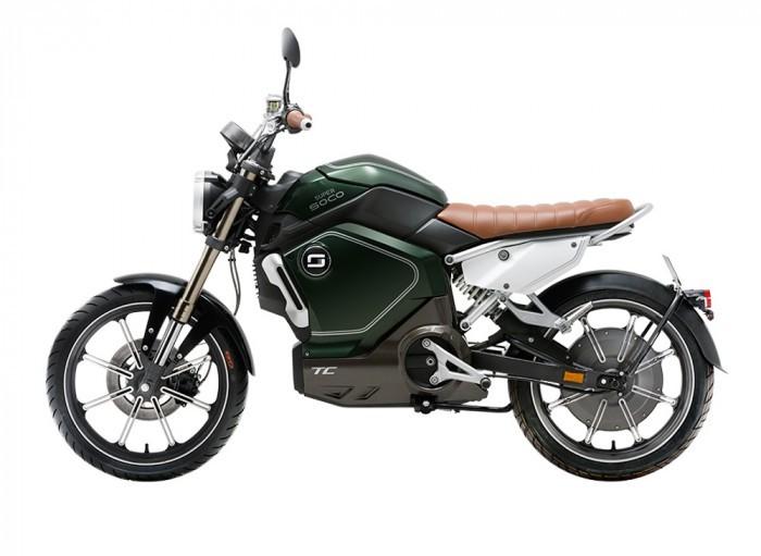 super soco tc moto electrique 4