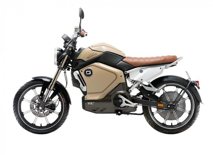 super soco tc moto electrique 5