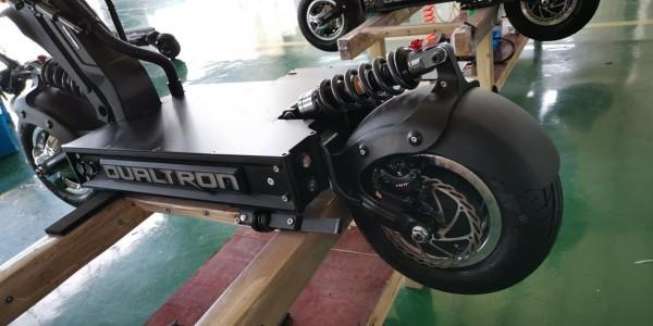 dualtron x montage usine trottinette electrique 2