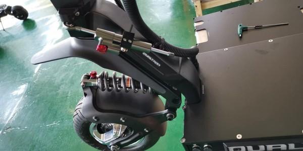 dualtron x montage usine trottinette electrique 4