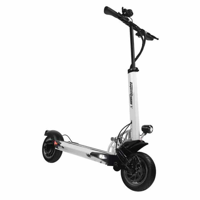 trottinette electrique double moteur speedway 5 minimotors avant