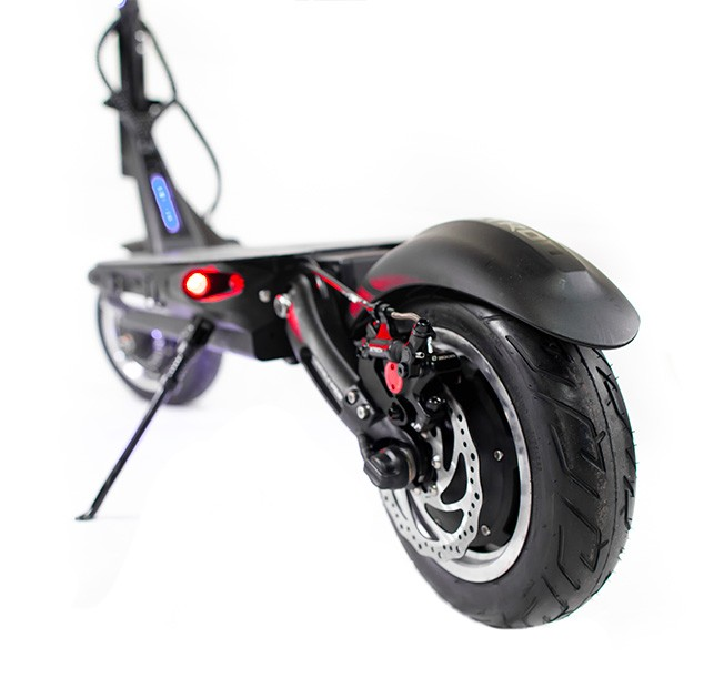 dualtron 3 e scooter 2