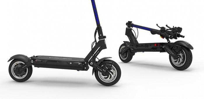minimotors dualtron 3 double