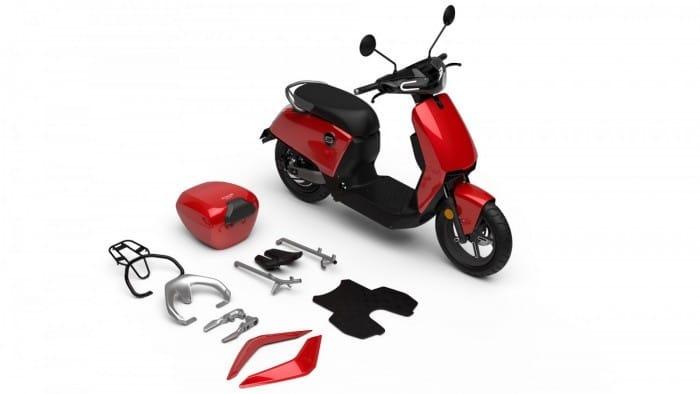 super soco scooter electrique cux