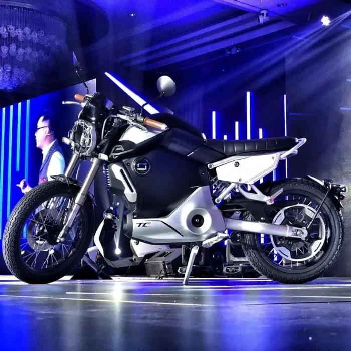 super soco tc max moto electrique 125