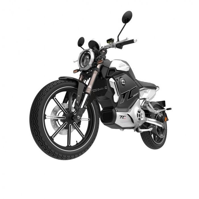 super soco tc max moto electrique 125 cc