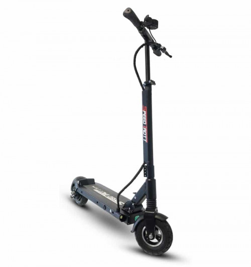 speedtrott st14 trottinette electrique face