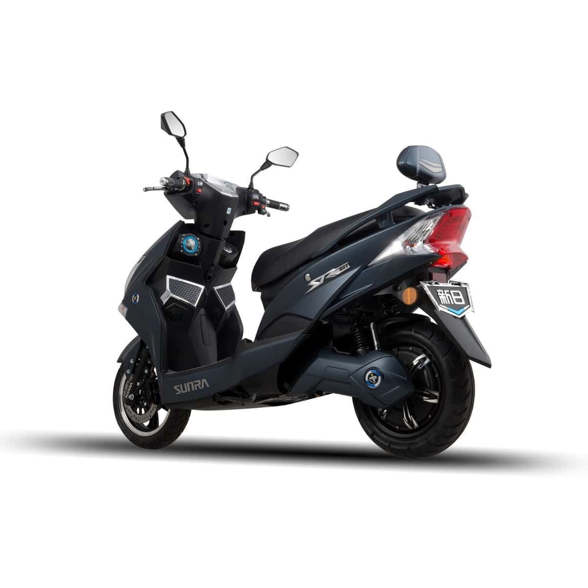 sunra hawk scooter electrique 2
