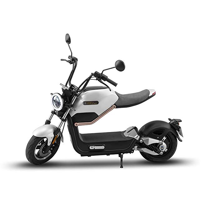 sunra miku max scooter electrique 13
