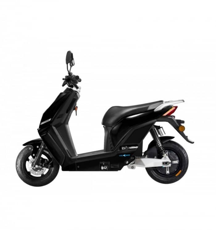 youbee city 50 scooter electrique 4