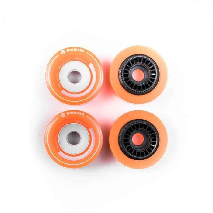 boosted board roues rechange orange 5