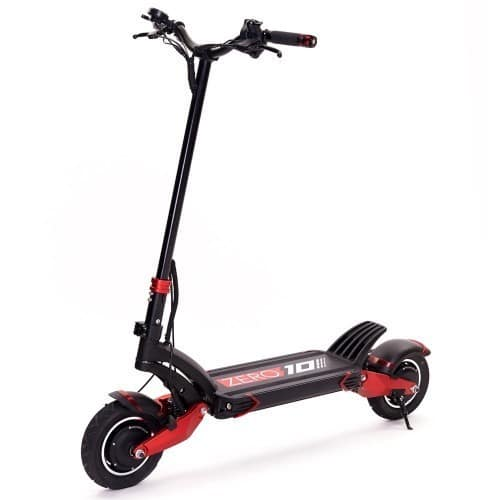zero 10 x trottinette electrique dual ten