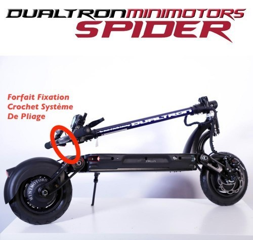 Dualtron Spider by Minimotors 24 Ah 12