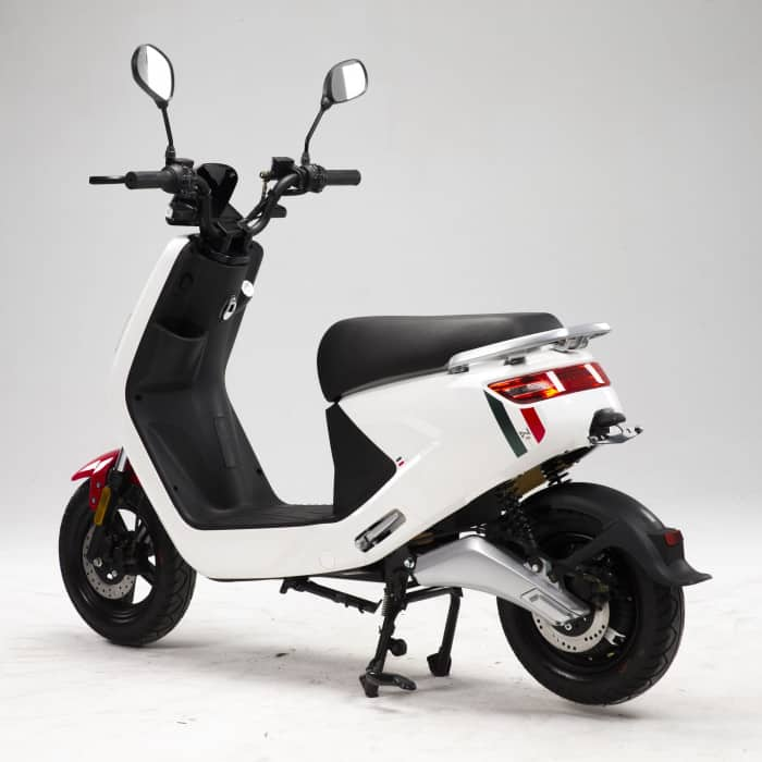 scooter électrique pas cher lve s4
