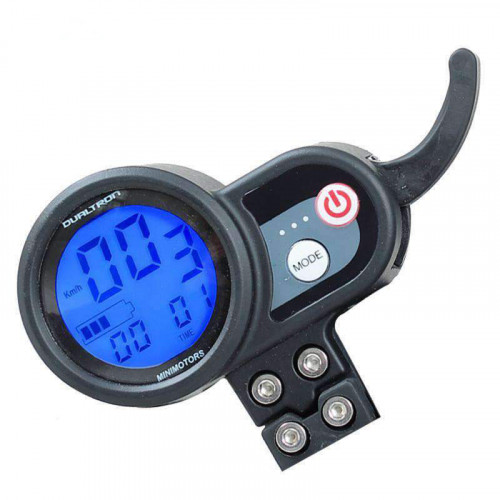 Display throttle accélérateur pour trottinette électrique Dualtron 1/2/Ultra/Raptor (première génération), Speedway 4/Mini 4