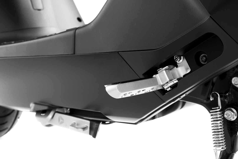 SXT Yadea G5 ESCG5.6 schwarz matt Fussraste