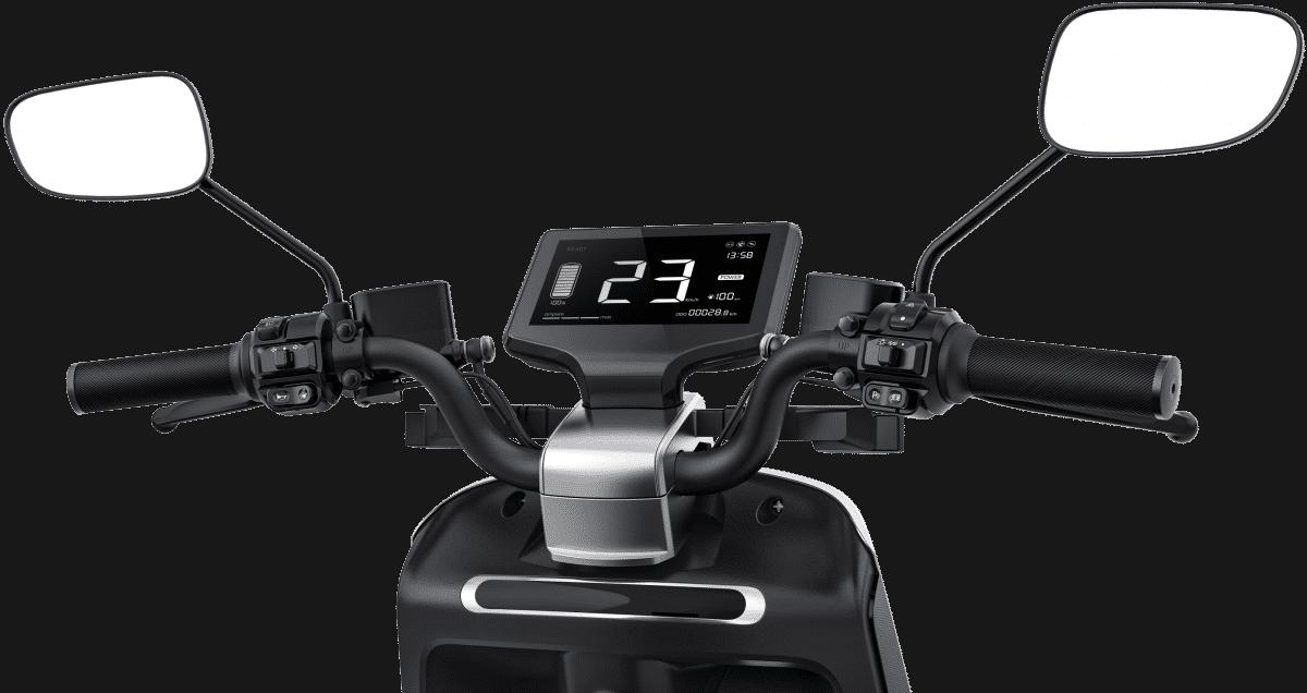 yadea-g5-pro-display
