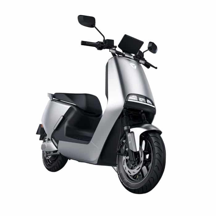 scooter électrique yadea g5 pro grey