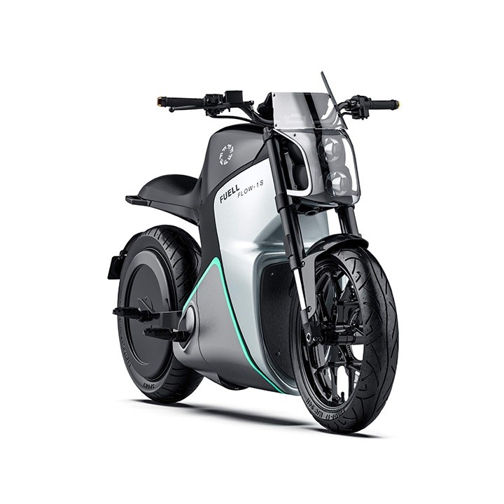 fuell fllow moto électrique
