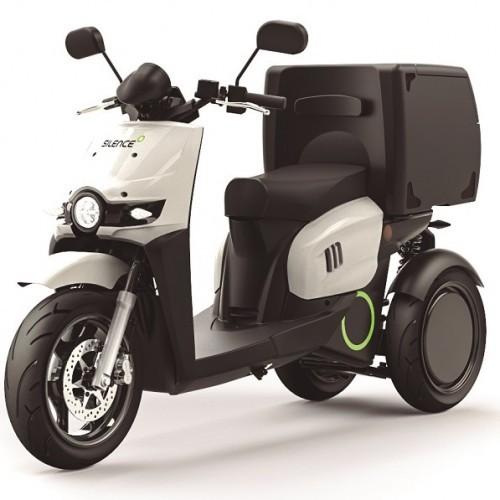 s03 silence scooter electrique livraison