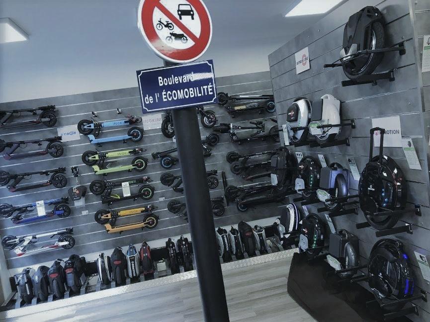 URBAN360 PARIS scooters électriques