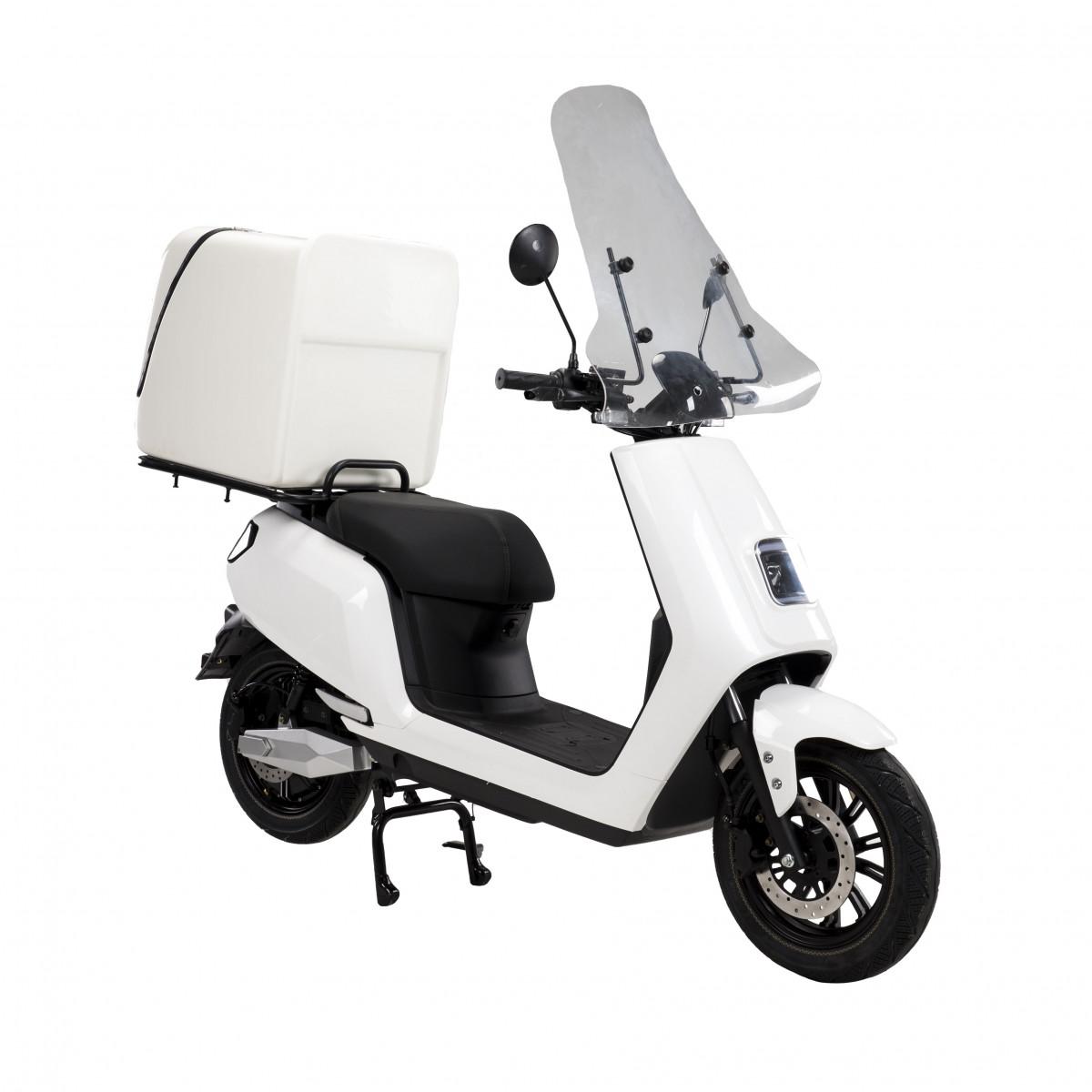 scooter électrique lve s5 d front