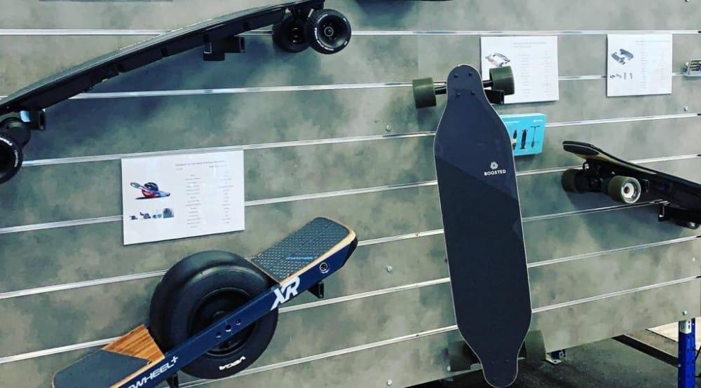 URBAN360 PARIS skates électriques