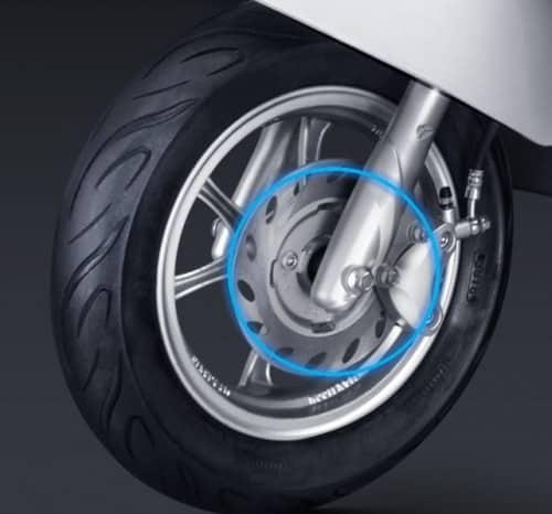freinage hydraulique C-Line YADEA