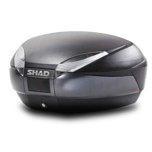 Top case SHAD SH48 + support toutes marques