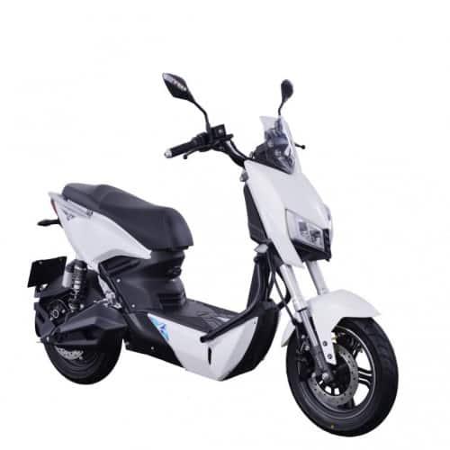 Yadea Z3 front white (2)