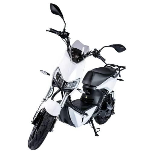 Yadea Z3 front white