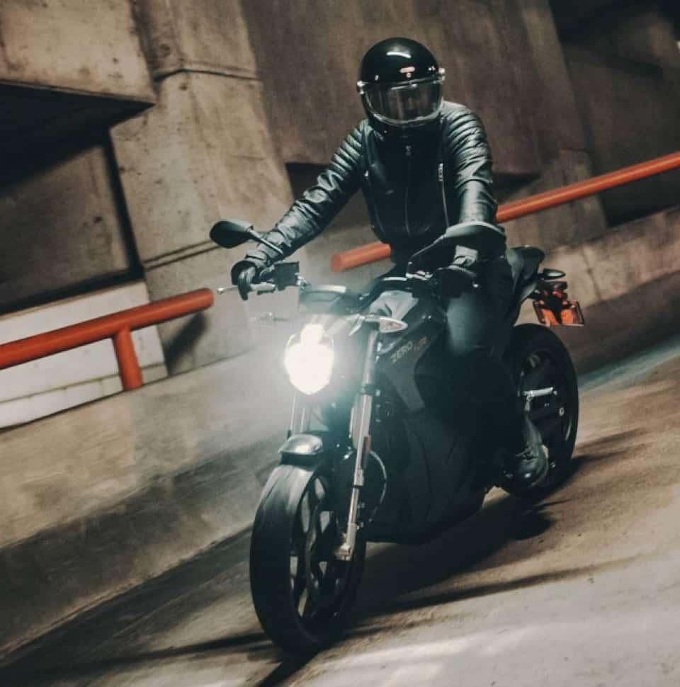 ZERO S moto electrique