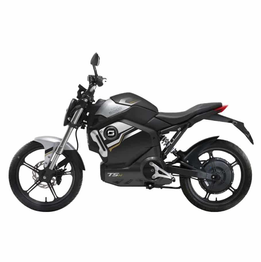 moto électrique super soco tsx