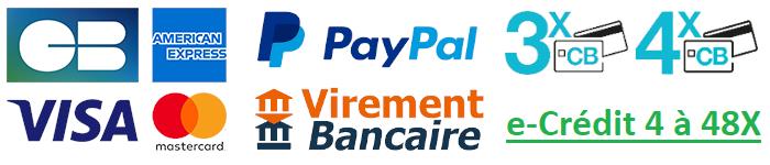moyens de paiement URBAN360